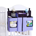 Baby bed hanging bag bedside admission bag baby bedside hanging bags neonatal supplies storage finishing bags