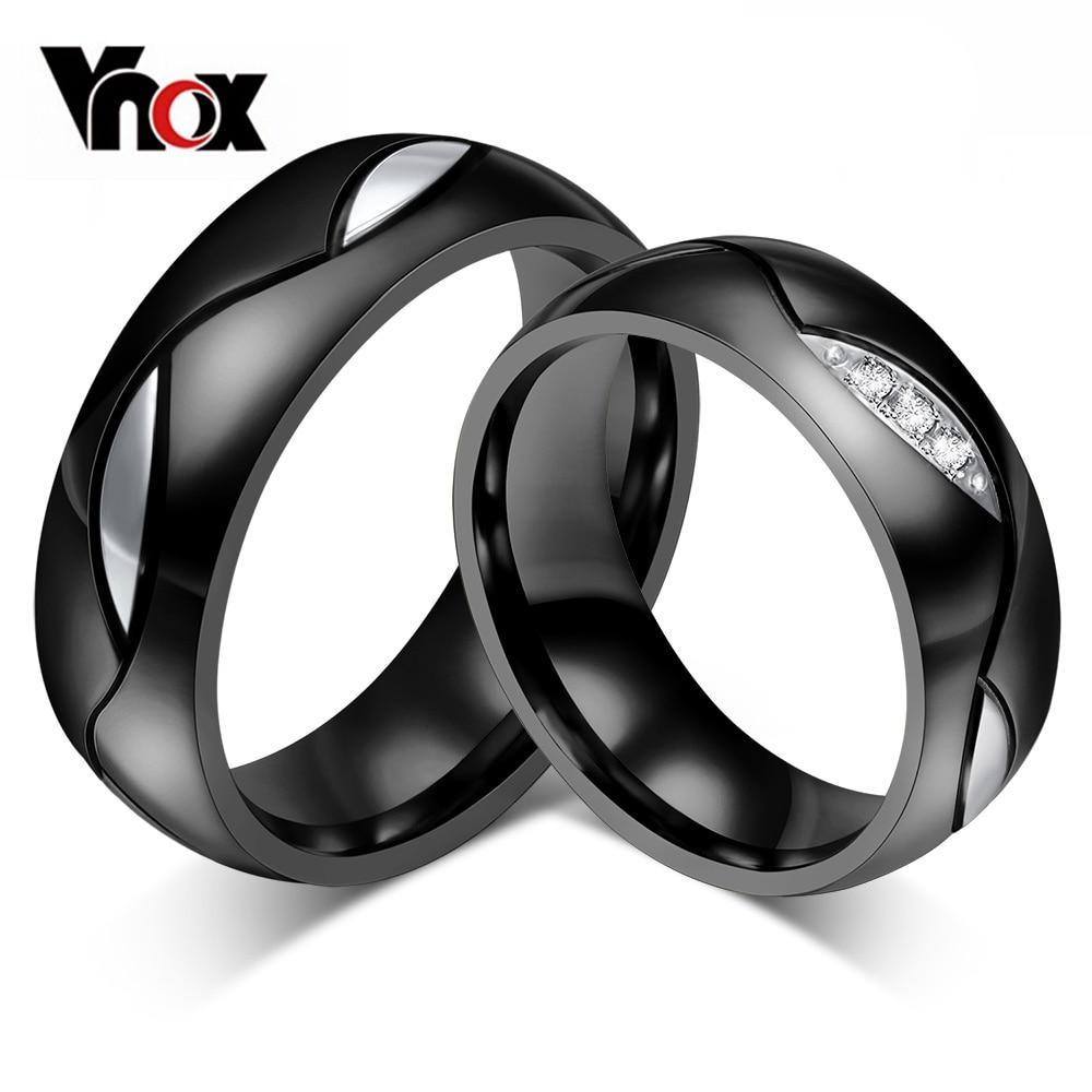 black titanium and tungsten mens wedding bands black wedding ring mens black titanium wedding rings