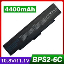 5200mAh laptop battery for SONY VGP-BPS2 VGP-BPS2A VGP-BPS2B VGP-BPS2C VAIO VGN-FS515 VGN-S240 PCG VGC-LA VGC-LB VGN-AR VGN-C 7800mah 9cell battery for sony vaio vgp bps9 b vgp bps9 s vgp bps9a b vgp bpl9a