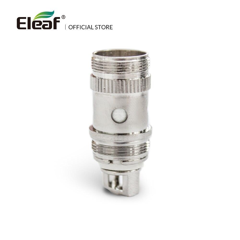 5/10 piezas Original Eleaf EC Head 0.3ohm/0.5ohm para ijust 2/ijust s/melo 2/melo3 atomizador iJust2 EC Head cigarrillo electrónico