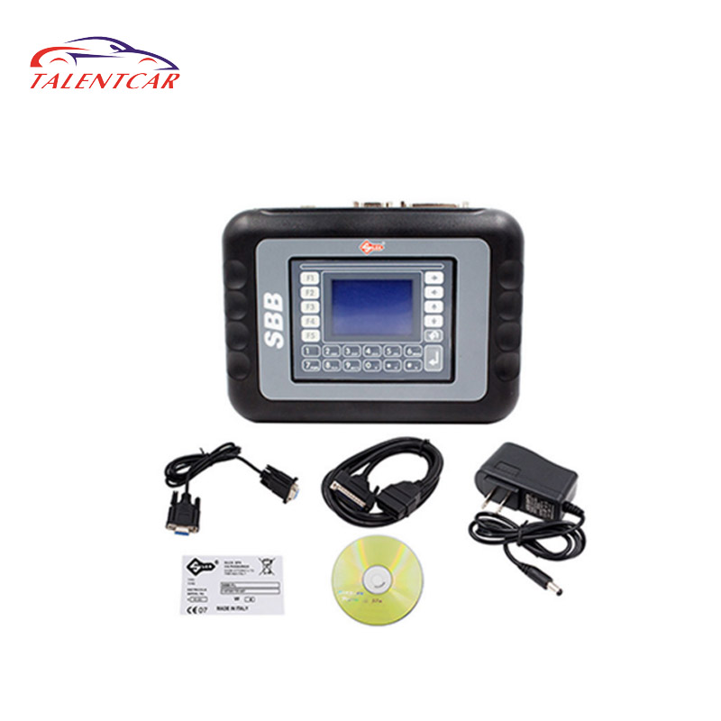Good Quality SBB Key Programmer Immobilizer Transponder Auto Car Silca Sbb V33.02 With Multi-languages Useful Key Pro Tool new 7 inch p76ti 20000938 00 at070tn90 v 1 30 taiwan lcd display screen 20000938 5mm 20000938 3mm