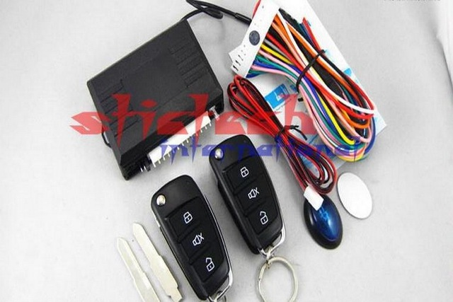 By Dhl Or Ems 50pcs Car Remote Keyless Entry System Central Lock