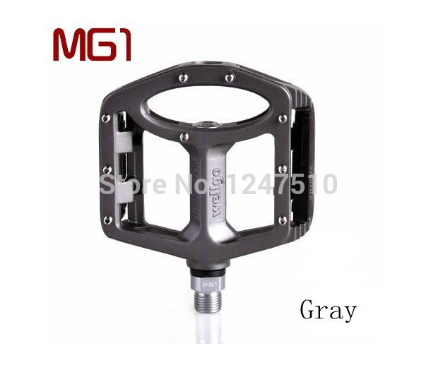 WELLGO MG1 MG 1 MG-1 Magnesium pedals Sealed Platform bmx bike bicycle cycling Pedal rockbros titanium ti mtb road bike bicycle pedals pedal spindle wellgo mg1 mg 1 mg 1