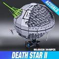 NUEVA LEPIN 05026 Star Wars Estrella de La Muerte La segunda generación 3449 unids Ladrillos de Bloques de Construcción 10143 Juguetes Compatible con juguetes
