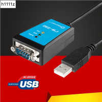 Usb para rs232 com porta serial db9 pino adaptador de cabo ftdi232 chipset para windows 7 8.1 xp vista mac os usb rs232 com anel magnético
