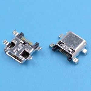 Image 2 - 100 шт./лот для Samsung Galaxy Grand Prime G530 micro usb разъем для зарядки, штекер, зарядное устройство, док порт, бесплатная доставка