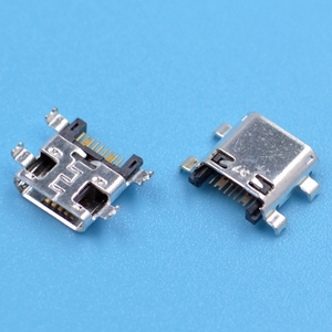 Image 2 - 100PCS/LOT for Samsung Galaxy Grand Prime G530 micro usb charge charging connector plug charger dock socket port,free shipping