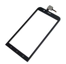 Black touchscreen For ASUS Zenfone 2 ze551ml 1920*1080 Replacement SG POST Touch  With Digitizer Panel Front Glass Lens sensor