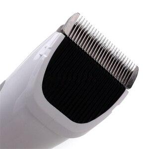 Image 4 - Máquina de afeitar eléctrica profesional para mascotas Codos CP9600, recortador de perros y gatos con pantalla LCD, máquina de corte de pelo recargable