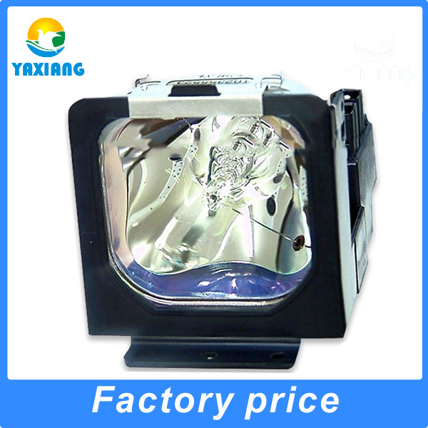 Original projector lamp bulb 610-287-5386 / POA-LMP25 with housing for PLV-30 projector lamps dt 287