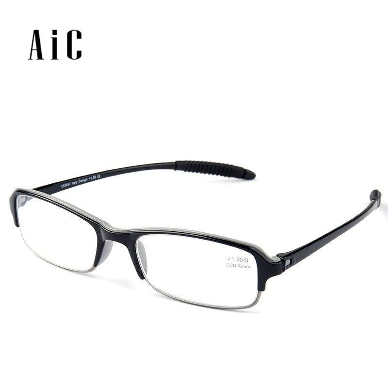 Brýle na čtení Brýlová čočka TR90 Hnědá kamélie Barva Muži a ženy Body Brýle na 1,0 1,5 2,0 2,5 3,0 3,5 4,0