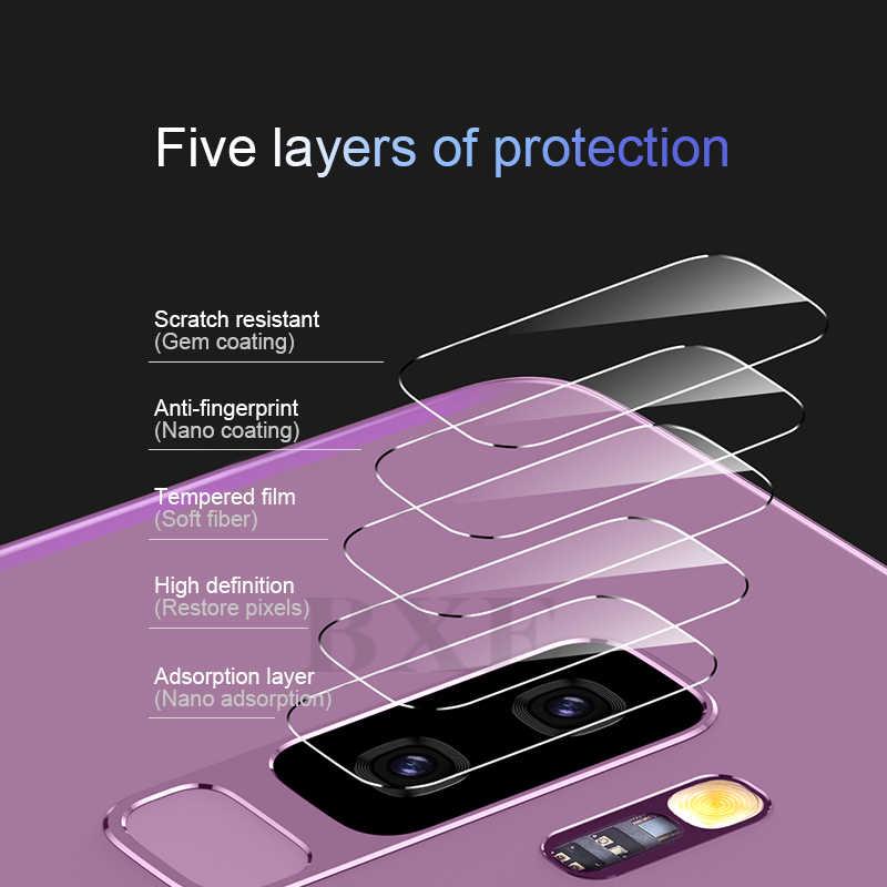 Lente de cámara de vidrio para Samsung Galaxy S10 lite plus Protector de pantalla para Galaxy s8 S9 Plus Note8 note9 Protector de pantalla