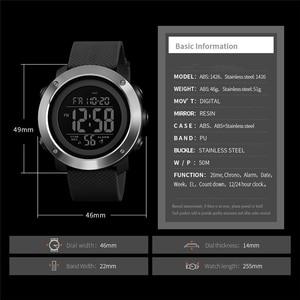 Image 4 - Time Secretนาฬิกาผู้ชายกันน้ำกีฬากลางแจ้งนักเรียนนาฬิกาข้อมือเยาวชนLuminous Multi Functionนาฬิกายุทธวิธี