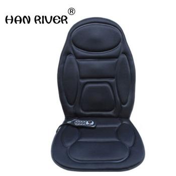 2018 hot sprzedaży poduszki na siedzenia samochodowe krzesło z masażerem elektrycznym masażer ciała wibracje elektryczne poduszki masaż medyczny poduszki tanie i dobre opinie HANRIVER