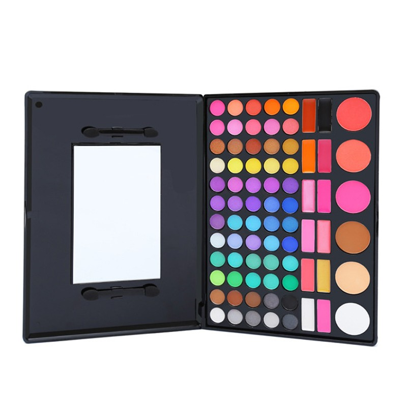78 Color Eye Shadow MakE Up Palette Professional Makeup Eyeshadow Colorful Plate 2015 Fashion