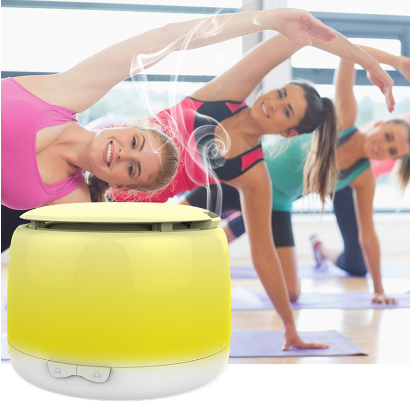 Ultrasonic Air Humidifier Essential Oil Diffuser Aroma Lamp Aromatherapy 7 Color LED light Electric Diffuser Mist Maker for Home 2016 new hot sale led light aromatherapy air humidifier essential oil aroma diffuser ultrasonic mist maker for home appliance