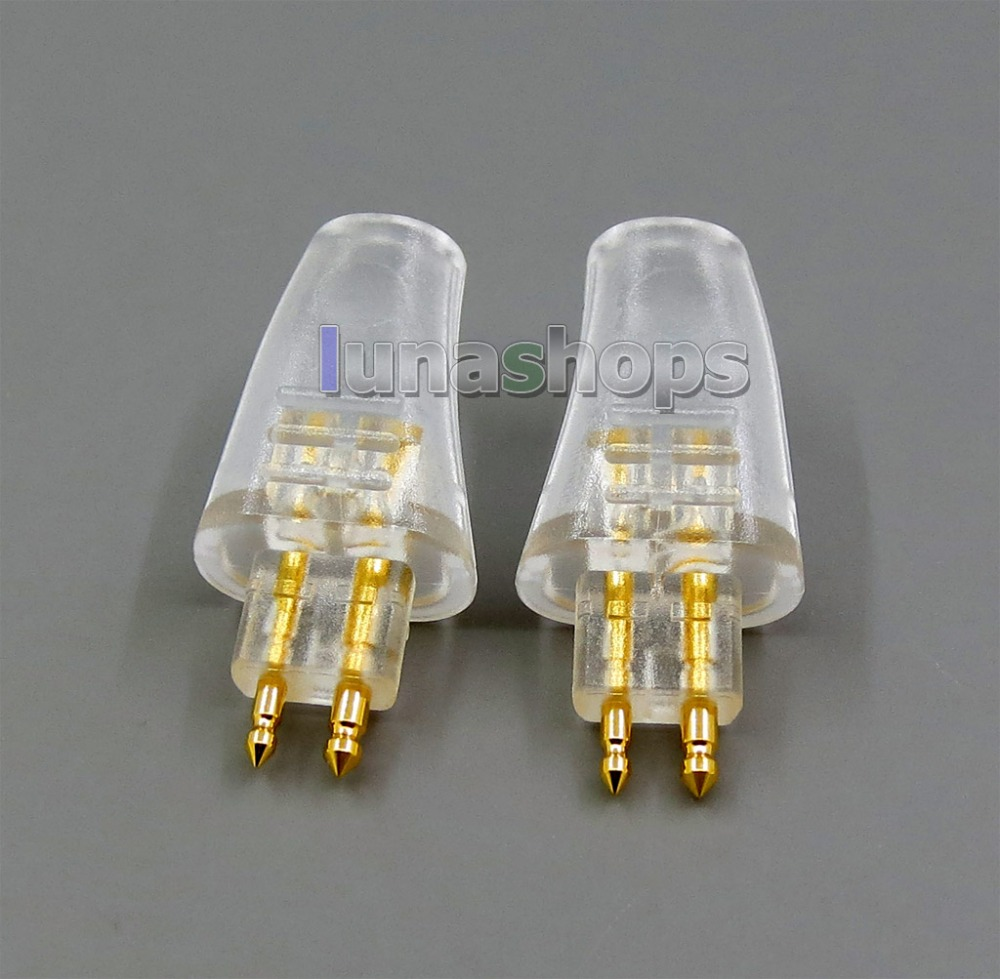LN006026 Headphone Earphone DIY Audio Custom Pin Adapter For FOSTEX TH900 MKII MK2 TH909 TR-X00 TH600 TH610