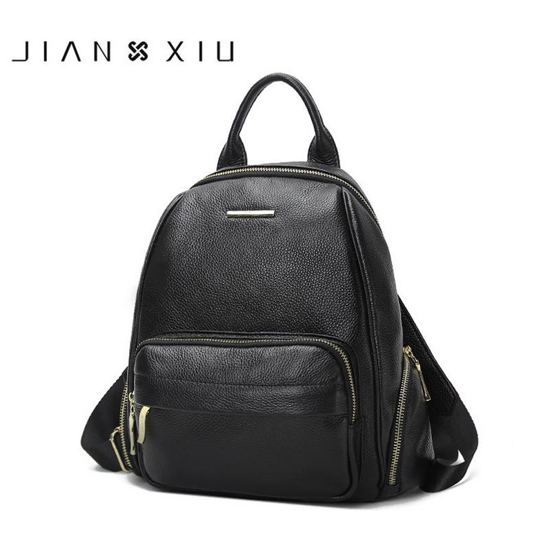 Backpack Mochilas Mochila Feminina School Bags Women Bag Genuine Leather Backpacks Travel Bagpack Mochilas Mujer 2017 Sac a Dos backpack mochilas mochila feminina school bags women bag genuine leather backpacks travel bagpack mochilas mujer 2017 sac a dos