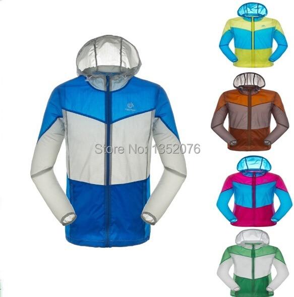 2015 Brand Super Lightweight Skin Jacket Outdoor Sport Sun Protection Coats Lovers Women Men Waterproof Quick