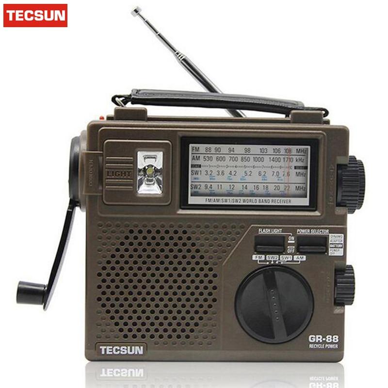 100 new original tecsun gr 88 digital radio receiver. Black Bedroom Furniture Sets. Home Design Ideas
