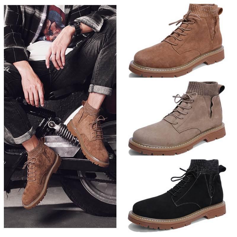 2018 hommes chaussures de randonnée nouveau Design semelle en caoutchouc antidérapant en plein air respirant chaussures de Sport chaussures de randonnée baskets hautes Wo chaussures