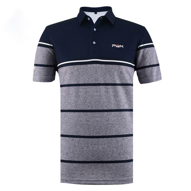 2017 Good Quality Golf Mens T-shirt Golf Clothing Quick Dry Breathable Authentic Polo Shirt Short Sleeve Summer Sports Tshirt