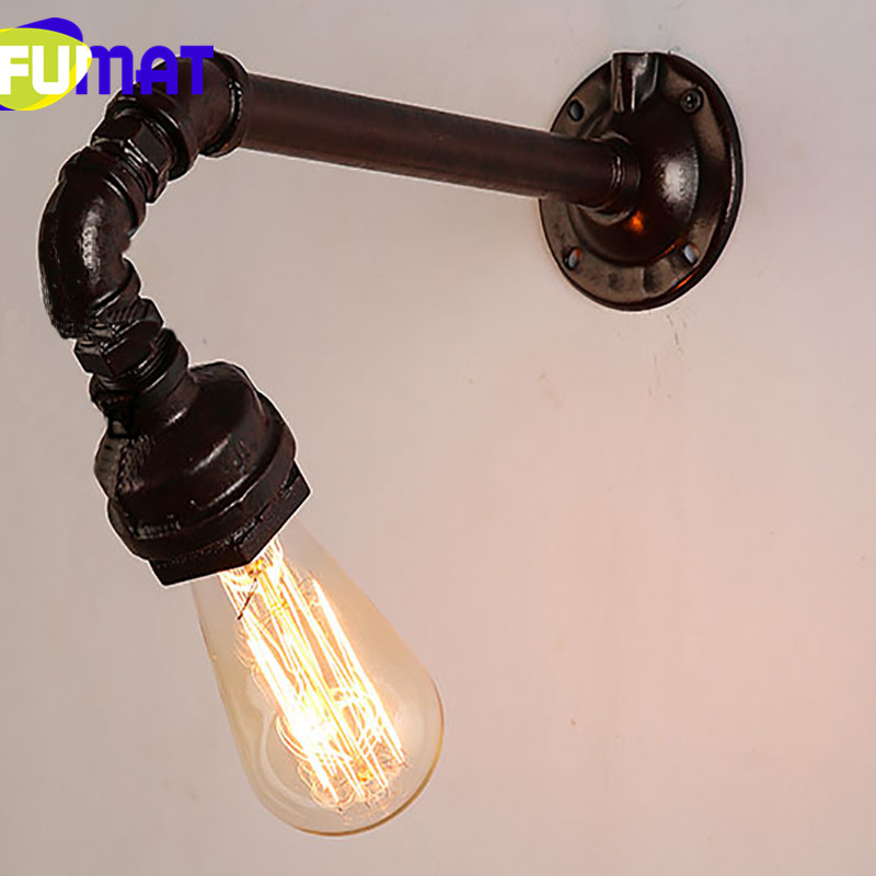 Water Pipe Wall Sconces 15