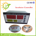 10 piece /lot Egg Incubator Controller Thermostat Fully Automatic Control with Temperature Humidity Sensor Probe