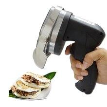 Многофункциональный нож для резки мяса Gyros автоматический Электрический Нож для кебаба машина для резки мяса коммерческое использование Gyros нож резак