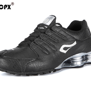 Original CPX Men Leather Shox