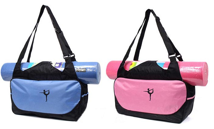 Multifunctional clothes Yoga bag gym mat bag yoga backpack Waterproof Yoga Pilates Mat Case Bag Carriers(no yoga mat)