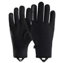 где купить Motorcycle Winter Gloves Men Women Touch Screen Moto Waterproof Gloves Motorcycle Warm Fleece Lined Ski Cycling Gloves по лучшей цене