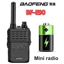 BAOFENG new mini portable handheld walkies talkies BF-E90