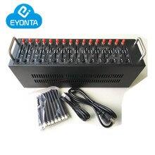 GSM/GPRS 16 портов Модем Бассейн Интерфейс USB SMS смс модемный пул Quad Band