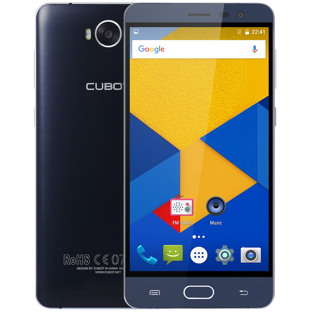 Cubot CHEETAH 2 Android 6 0 5 5 Inch 4G Phablet MTK6753 Octa Core 1 3GHz