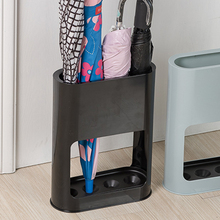 Multifunctional Short and long handle general vertical four card umbrella storage rack 22*9*28cm free shipping