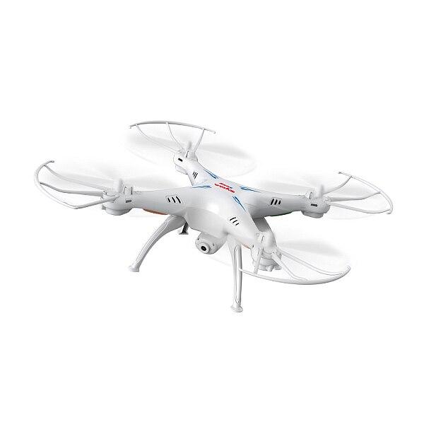 Syma X5SW X5W X5SW 1 2.4 GHz 4CH Axis Gyro WiFi in Tempo Reale Video RC Quadcopter UFO FPV Videocamera HD con Modalità Headless RTF - 6