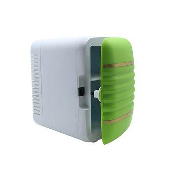 4L двойной Применение автомобильный холодильник морозильник автомобильный холодильник переносной холодильник прочный Портативный холоди...