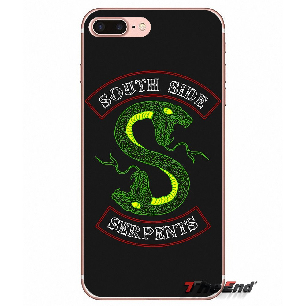 coque south side serpent samsung s7