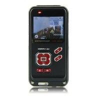 2016 New Arrived HD200 HD 1080P Digital Camera Waterproof 2.0 LCD Video Recording Mini Camcorders 16MP 4X Zoom Camera