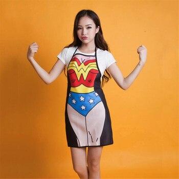 Фартук Wonder Woman Чудо Женщина