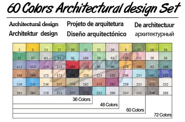 60 Architecture Set
