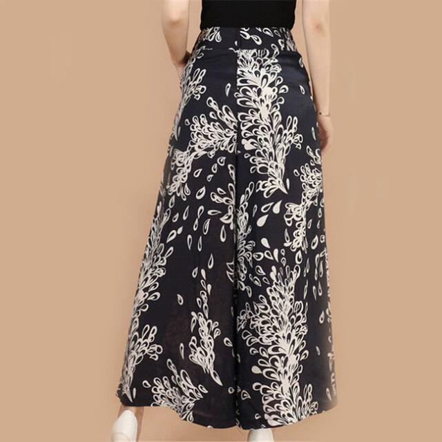 Women's Floral Summer Pants