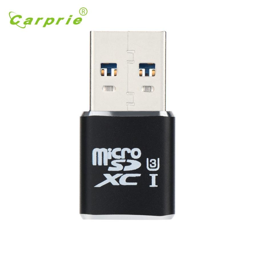 Binmer New USB 3.0 Mini Card Reader/MICRO SD/SDXC Aluminum TF Card Reader 17Jun21 Dropshipping