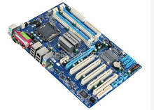Free shipping original motherboard for Gigabyte GA-P45T-ES3G  LGA 775 DDR3 P45T-ES3G 16GB P45 Desktop mainborad