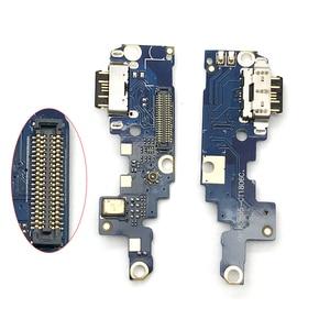Image 3 - 10 יח\חבילה, USB Flex כבל עבור Nokia X6 Dock נמל תקע מחבר טעינה להגמיש כבל תיקון חלקים