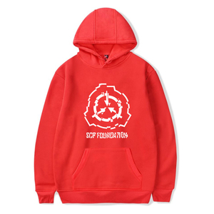 Image 3 - New Hoodies Men Scp Foundation hoodies Foundation Sweatshirt Mens Pullover Cotton Hoodie Autumn Winter Black Hoodie Unisex 4XL