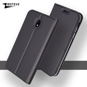 ZROTEVE Cover For Samsung Galaxy j5 j7 2017 Cases EU Eurasian Version Flip Leather Cover For Samsung j5 j7 2017 j530 j730 Case