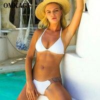 New Sexy Bandage Bikini 2016 Women Swimwear Bikinis Push Up Swimsuit Bathing Suit Summer Beach Wear