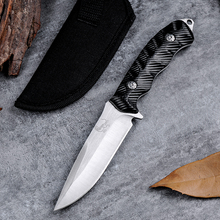 Outdoor Utility Knife Cs Go Hunting Combat Knives New Design Cold Steel Survival Tactical Knife Navajas Cuchillos Facas Taticas